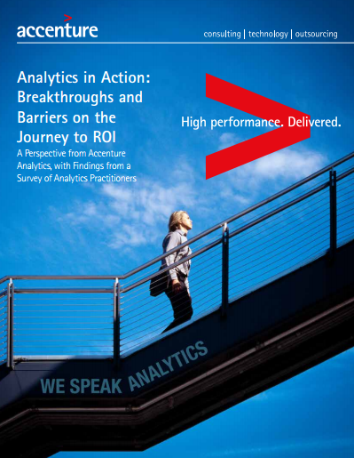 Analytics on the rise and on the agenda (Part 1 of 3)