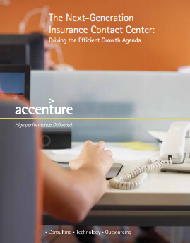 Five key trends for insurance contact centers enabled by collaboration technologies