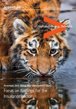 Accenture Global Risk Management Study: Three things to do differently (Part 5 of 5)