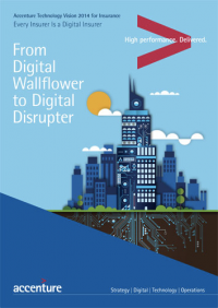 From digital wallflower to digital disrupter