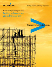 Accenture Independent Agent Survey: Evolving to Compete and Win in the Long-Term