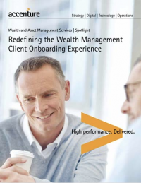 Wealth and Asset Management Services Spotlight - Redefining the Wealth Management Client Onboarding Experience