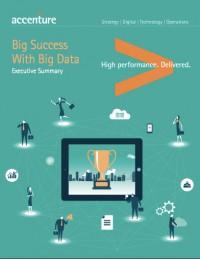 Big Success with Big Data: Executive Summary