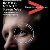 The CFO as Architect of Business Value