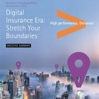 Accenture Technology Vision for Insurance 2015: Digital Insurance Era: Stretch Your Boundaries: Executive Summary (Cover)