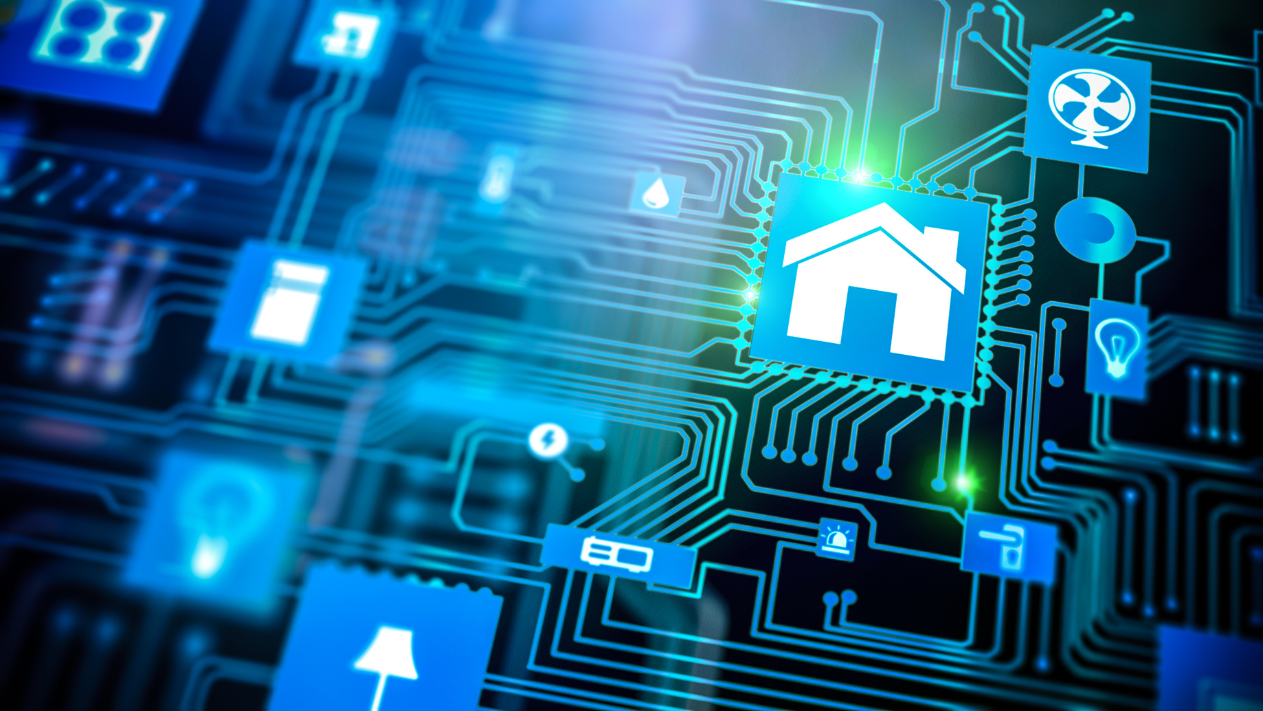 Advice To Insurers Entering The Smart Home Market Build Trust Electronic Circuits Blog Partner Invest